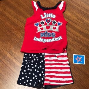 Other - 2t Patriotic set